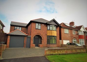 Thumbnail 4 bed detached house for sale in Groby Road, Leicester