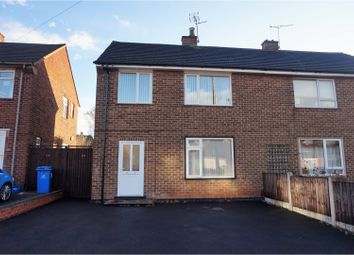 Thumbnail 3 bed semi-detached house for sale in Vernon Drive, Spondon