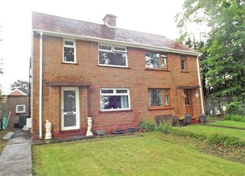 Thumbnail 2 bedroom semi-detached house for sale in Cefn Llan Road, Pontardawe, Swansea, West Glamorgan