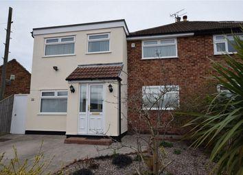 Thumbnail 4 bed semi-detached house for sale in Prenton Hall Road, Prenton, Merseyside