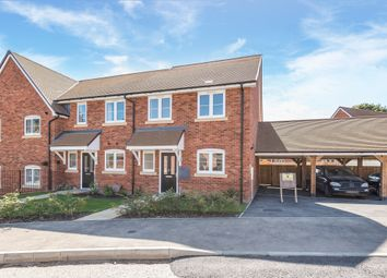 Thumbnail 3 bed semi-detached house for sale in Boyneswood Road, Medstead, Alton