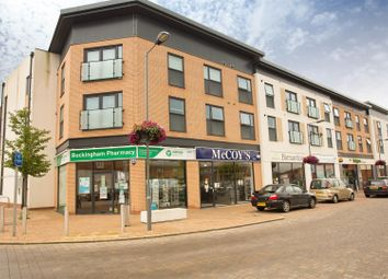 Thumbnail 2 bed flat for sale in Jubilee Square, Aylesbury