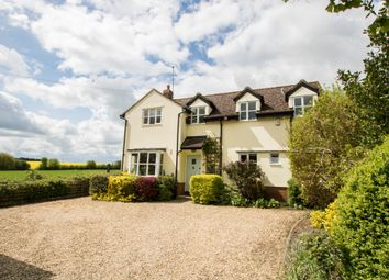 Thumbnail 4 bed detached house for sale in Anso Road, Hempstead, Saffron Walden