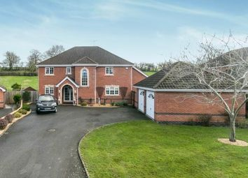 Thumbnail 5 bed detached house for sale in Mountfields, Bangor-On-Dee, Wrexham, Wrecsam