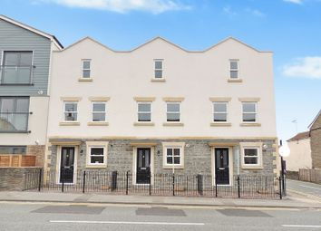 Thumbnail 4 bed town house for sale in Soundwell Road, Staplehill, Bristol