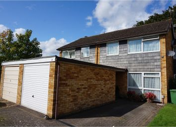 Thumbnail 3 bed semi-detached house for sale in The Spinney, Leamington Spa