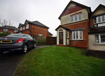 Thumbnail 2 bed semi-detached house for sale in Lowerbrook Close, Horwich
