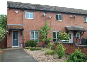 Thumbnail 2 bed terraced house to rent in Cavendish Drive, Carlton, Nottingham