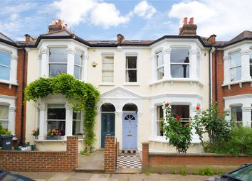 Thumbnail 5 bed terraced house for sale in Whitehall Gardens, Chiswick, London