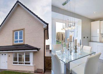 Thumbnail 3 bed semi-detached house for sale in Kirklands Park Street, Kirkliston