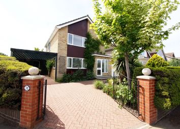 Thumbnail 4 bed detached house for sale in Folly Road, Wymondham