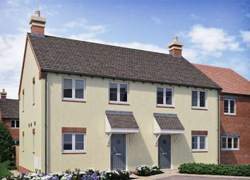 Thumbnail 2 bed semi-detached house for sale in Midsummer Vale, Aubries, Walkern