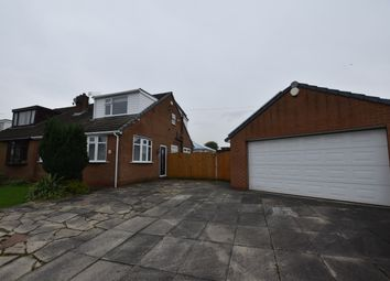 Thumbnail 3 bed semi-detached house to rent in Bowness Road, Little Lever, Bolton