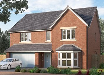 "5 bed detached house for sale in ""The Kelham"" at Low Gill View, Marton-In-Cleveland, Middlesbrough TS7"