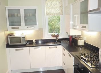 Thumbnail 2 bed flat to rent in West Overcliff Drive, Westbourne, Bournemouth