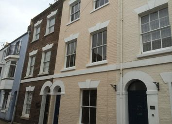 Thumbnail 4 bedroom terraced house to rent in Hope Street, Weymouth