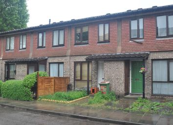Thumbnail 1 bed terraced house for sale in Jefferson Close, London