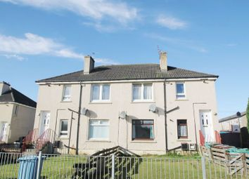 Thumbnail 1 bed flat for sale in 51, Glencleland Road, Wishaw ML27Tx