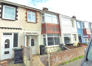 Thumbnail 3 bed terraced house for sale in Highfield Road, Gosport