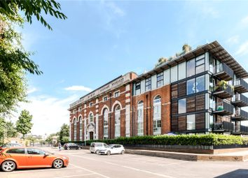 Thumbnail 1 bed flat for sale in Bazalgette Court, Great West Road, London