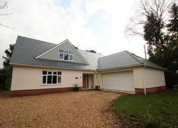 Thumbnail 5 bed property for sale in Golf Links Road, Ferndown