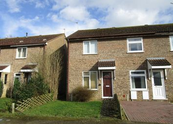 Thumbnail 2 bedroom end terrace house for sale in Ickworth Close, South Wootton, King's Lynn