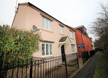 Thumbnail 3 bed detached house for sale in Prospero Way, Swindon