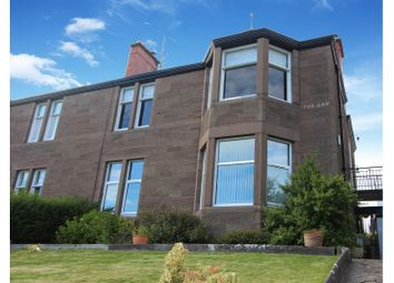 Thumbnail 2 bed flat for sale in Blackness Road, Dundee