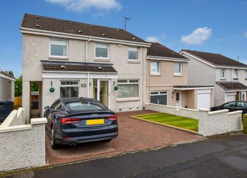 Thumbnail 5 bed semi-detached house for sale in Dalveen Drive, Uddingston, Glasgow