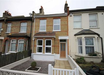 Thumbnail 3 bed terraced house for sale in Grove Hill, South Woodford, London
