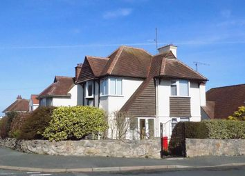 Thumbnail 3 bed detached house for sale in Vicarage Avenue, Llandudno