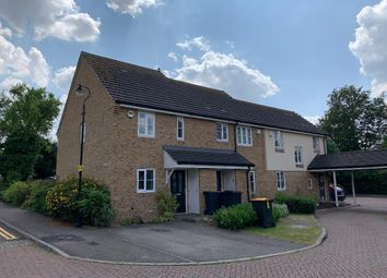 Thumbnail 2 bed end terrace house for sale in Leiston Close, Bedford