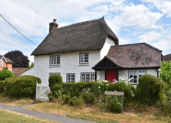 Thumbnail 4 bed cottage for sale in The Cross, Shillingstone, Blandford Forum