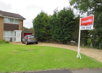 Thumbnail 2 bedroom semi-detached house for sale in Segundo Road, Walsall