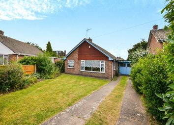Thumbnail 2 bed detached bungalow for sale in Eastwood Avenue, Warsop, Mansfield