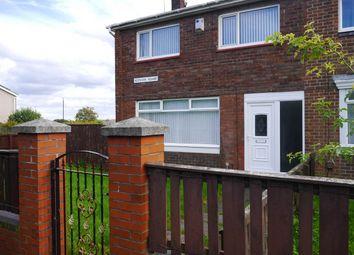Thumbnail 3 bedroom property to rent in Kesteven Square, Downhill, Sunderland