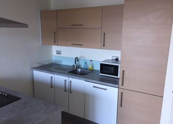 Thumbnail 1 bed flat to rent in George Hudson High Street Stratford, London