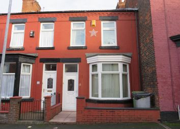 Thumbnail 3 bed terraced house for sale in Wycliffe Street, Rock Ferry, Birkenhead