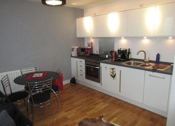 Thumbnail 1 bed flat to rent in Phoenix Street, Millbay, Plymouth, Devon
