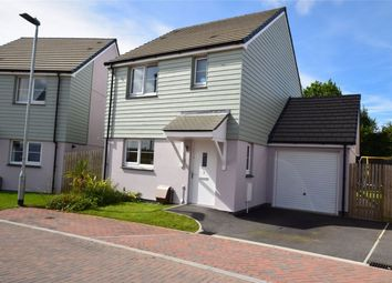 Thumbnail 3 bedroom detached house to rent in Chyvelah Close, Threemilestone, Truro