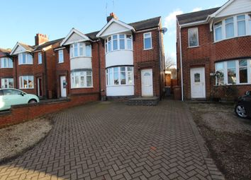 Thumbnail 3 bed semi-detached house for sale in Coventry Road, Hinckley