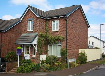 Thumbnail 3 bed detached house to rent in Snowdrop Crescent, Launceston