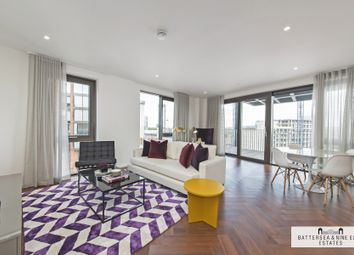 Thumbnail 2 bedroom flat for sale in New Union Square, London