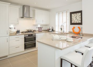 "Thumbnail 4 bedroom detached house for sale in ""Cambridge"" at Gilhespy Way, Westbury"