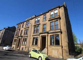 Thumbnail 3 bedroom flat for sale in Ardgowan Square, Greenock