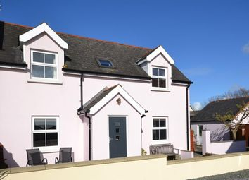 Thumbnail 3 bed semi-detached house for sale in Burton, Milford Haven