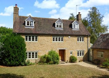 Thumbnail 5 bed detached house to rent in Church Lane, Evenley, Northamptonshire