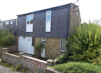Thumbnail 4 bed end terrace house to rent in Mendip Close, Basingstoke