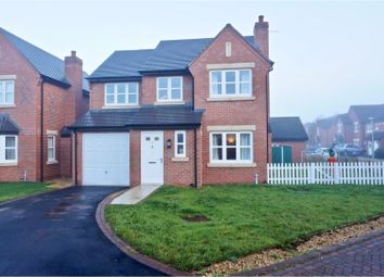 Thumbnail 4 bed detached house to rent in The Meadows, Ellesmere