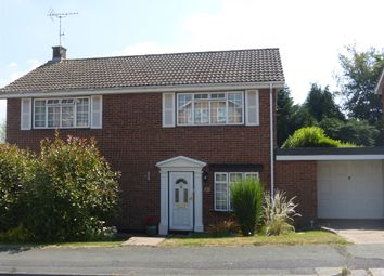 Thumbnail 4 bed detached house for sale in Longrise, Billericay